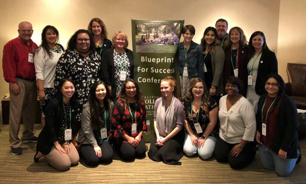 Washington State delegates attending the 2019 Blueprint for Success Conference.
